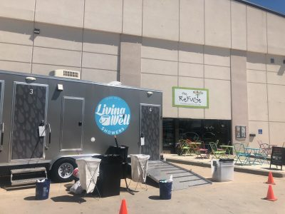 LWS trailer setup